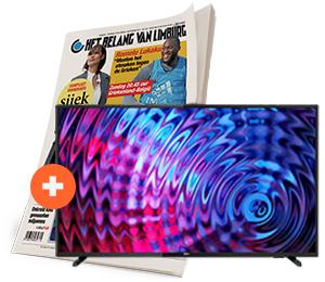 Philips tv 43''